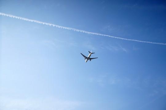 オーストラリアは成田空港からの直行便で、7時間半で到着