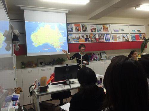女性の留学準備セミナー開催中!