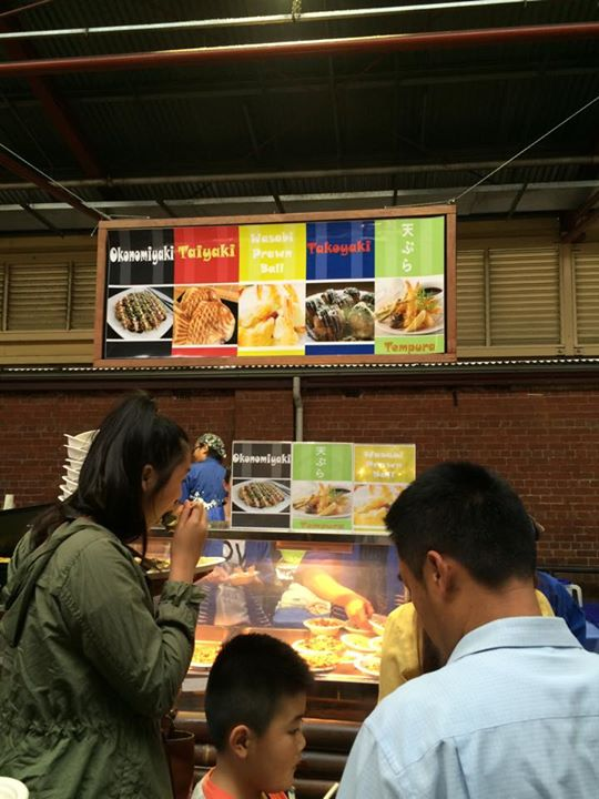 オーストラリアの飲食店