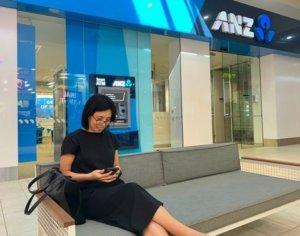 ANZ(オーストラリア・ニュージーランド銀行)