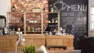 カフェやレストランがたくさんあるのがブリスベンに学生が集まる理由のひとつ