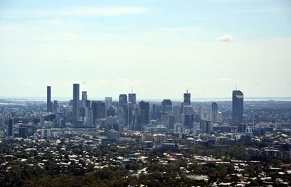 高層ビルはシティにしかないので、一目でシティがわかります。