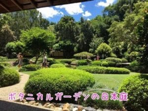 親日家の多いブリスベンでは、日本庭園もあります