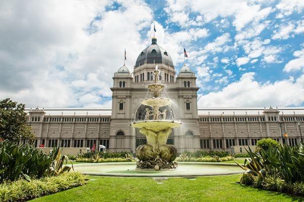 世界で唯一現存する19世紀の万博建造物