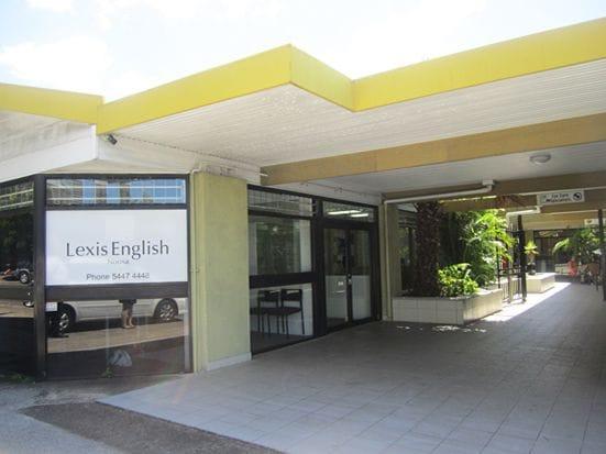 ヌーサ唯一の語学学校 Lexis English Noosa