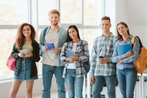 多国籍な学生が集まるのもパース留学の魅力