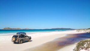 砂で出来た世界最大の島