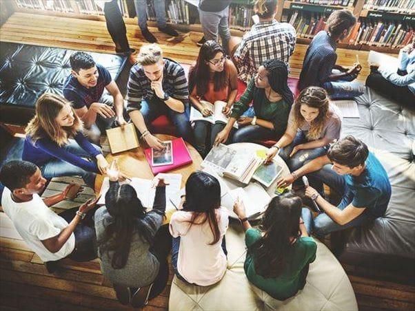 国際色豊かな学生が集まるシドニー