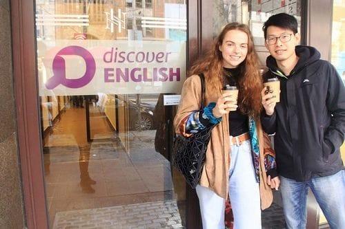 Discover English(ディスカバー イングリッシュ)