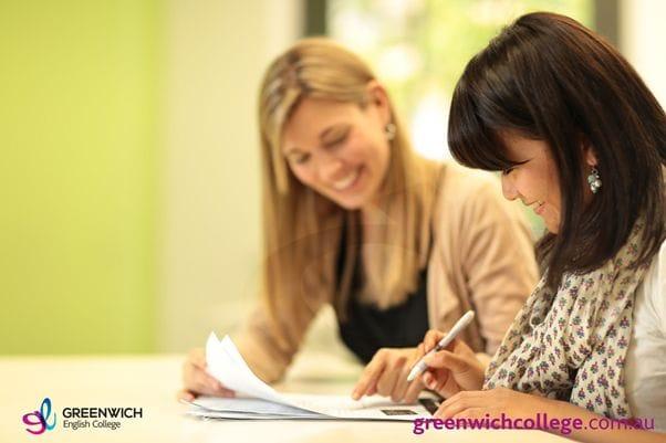 グリニッチはシドニーで「最高質の授業を提供しているカレッジ」として定評があります。