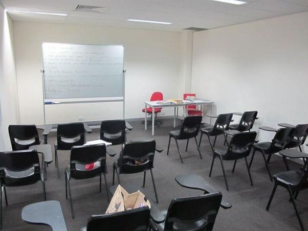 「Holmes Brisbane(ホルムズ)」の学校の様子2