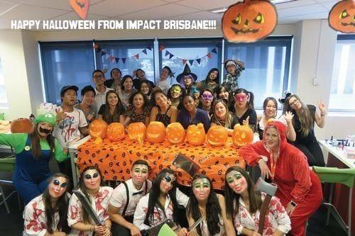 Impact Brisbane(インパクト)のアクティビティの様子5