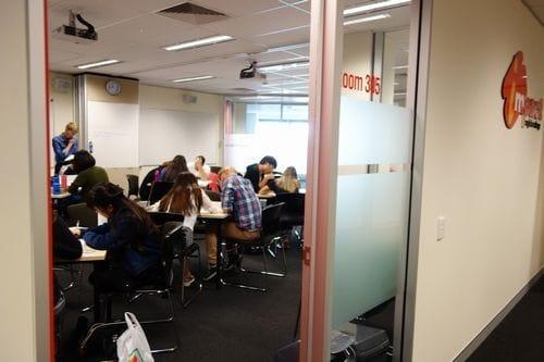 Impact Brisbane(インパクト)の校内の様子5