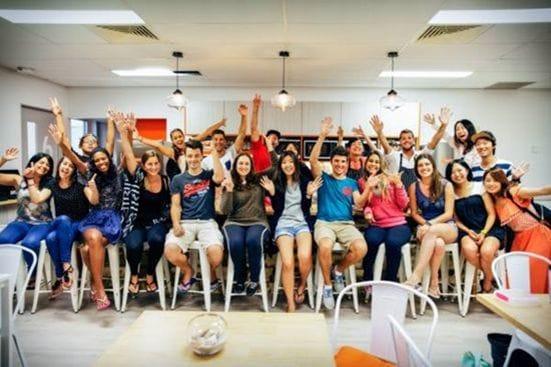 ゴールドコーストの語学学校「Inforum Education Australia」学校の様子3