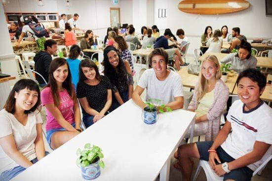 ゴールドコーストの語学学校「Inforum Education Australia」学校の様子8