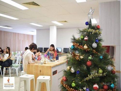ゴールドコーストの語学学校「Inforum Education Australia」学校の様子9