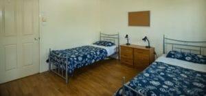 お部屋はこんな感じ。