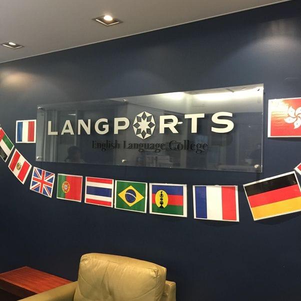 ラングポーツのインターナショナルデー