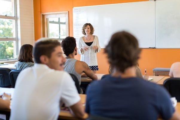 レクシスは教師の質が高いことでも有名です