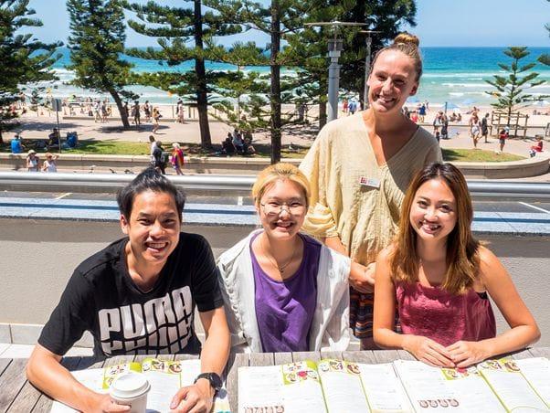 レクシスは、国内に6キャンパスを持つオーストラリア最大の語学学校です。