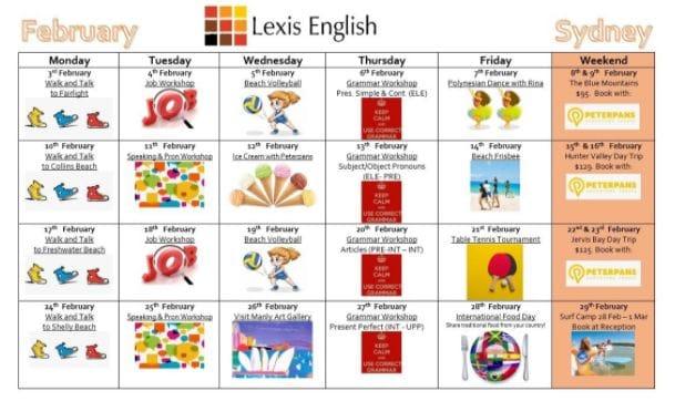 レクシスでは、毎日のアクティビティが開催されています。