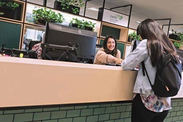ナビタスでは、快適な学生生活を完全サポートする体制が整っています。