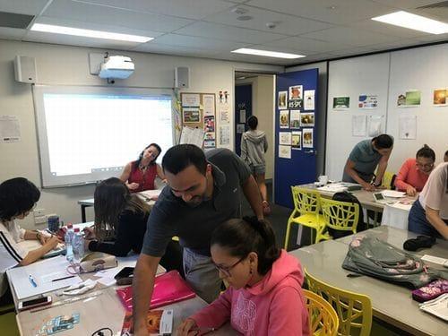 ブリスベンのおすすめ語学学校「SPCブリスベン」の学校の様子4