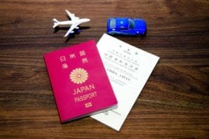 あると便利な国際免許証