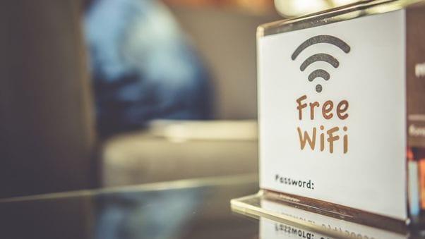 無料Wi-Fiスポットは意外とたくさん!
