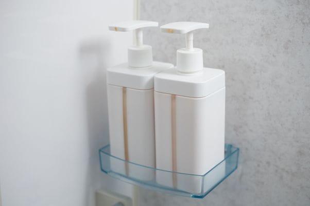 タオルや石鹸は持っていく?
