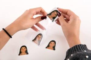 パスポート申請に必要な書類③:証明写真