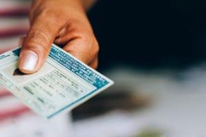 パスポート申請に必要な書類④:身分証明証