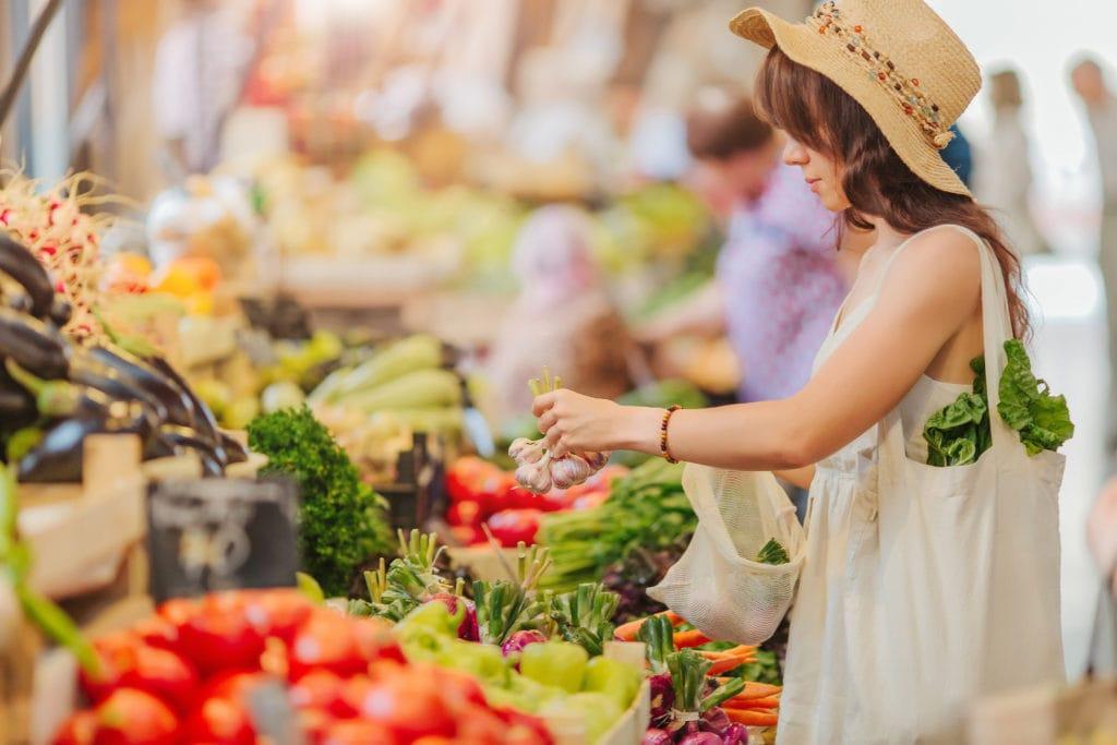 海外生活は新鮮!マーケットでの買い物もオーストラリア留学の魅力