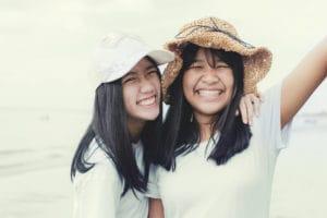 思い切り挑戦して、おもいきり笑おう!留学は自分への挑戦