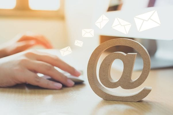 メールアドレスが必要?