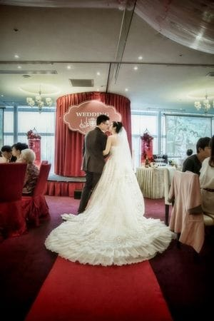 Sさんの結婚式(本人)