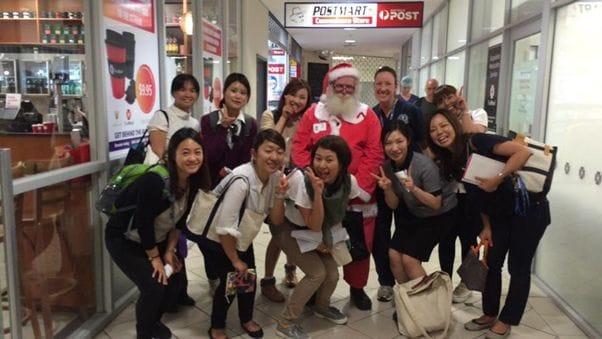 世界で唯一のプログラムに参加中の日本人看護師さんたち