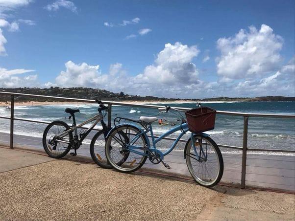 きれいなビーチはオーストラリアに来て一番感動したこと
