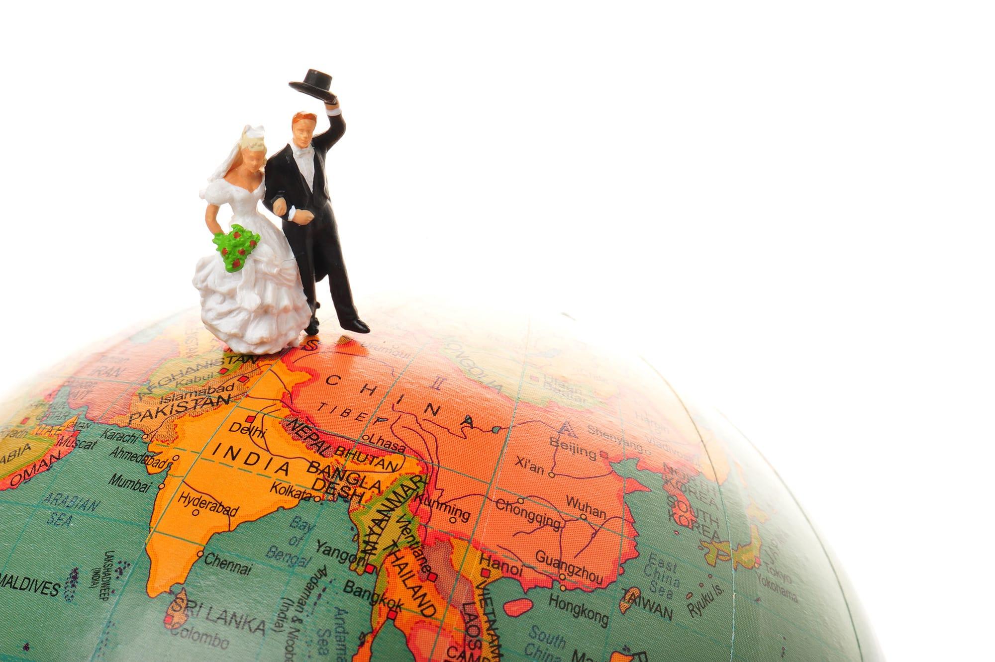 国際恋愛の注意点
