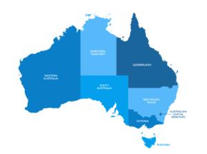 オーストラリアの主要都市