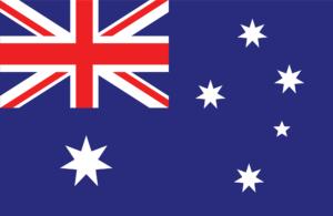 オーストラリア国旗 (Union Jack:ユニオン・ジャック)