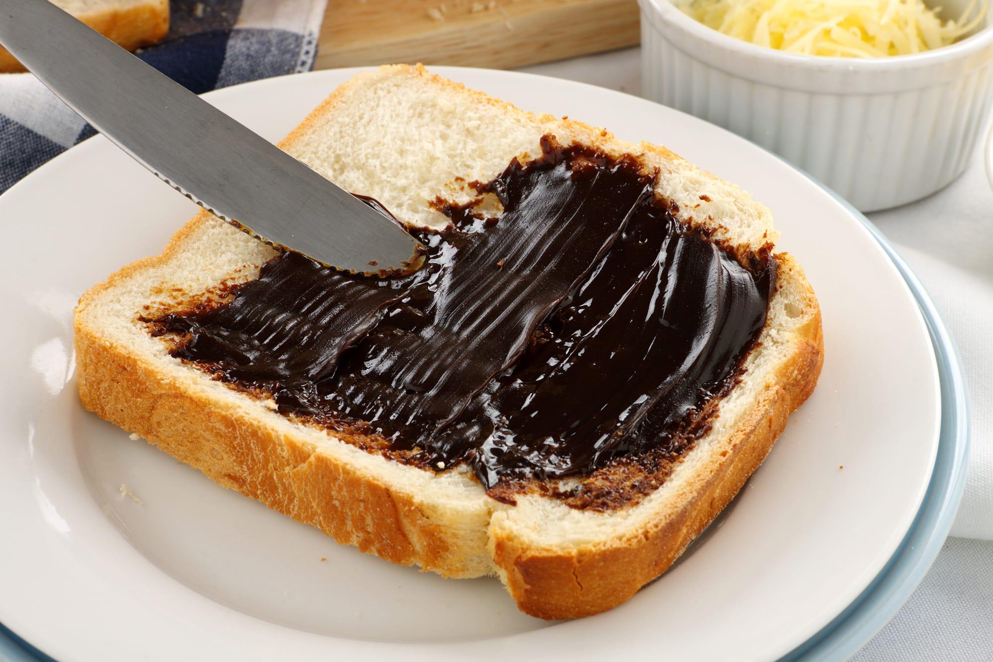 ベジマイトのオージー流の食べ方