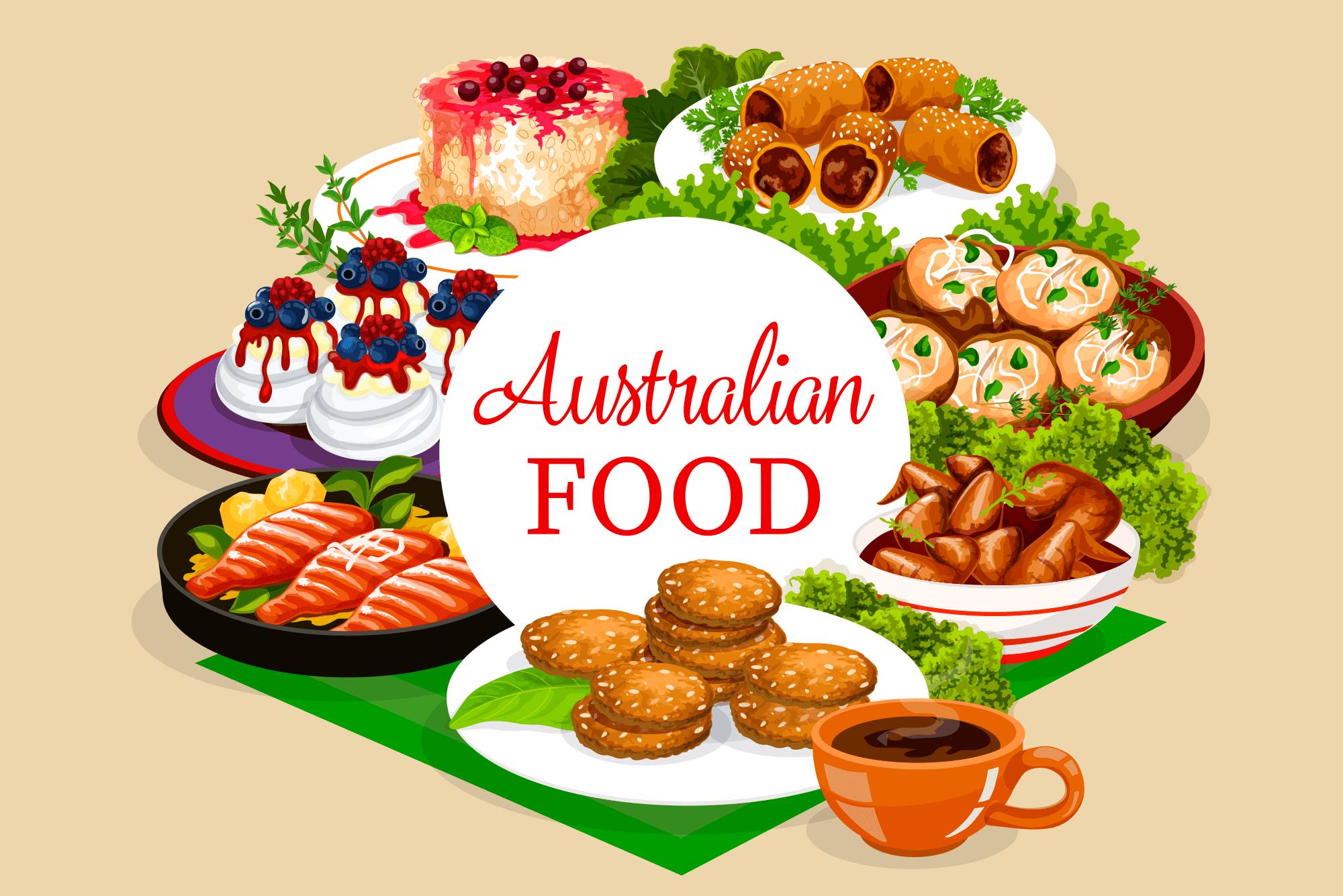 オーストラリア留学中の食生活
