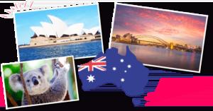 アクティウーマンは、オーストラリア全7都市視察しています