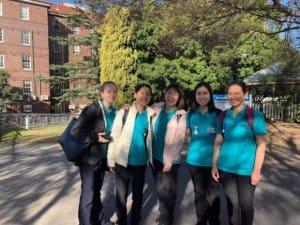 【留学生の声HIROMIさん】ナニワの看護師、看護留学プログラムと病院研修を終える