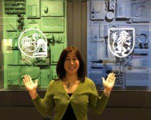 ナースたちの頼れるお姉さま。メルボルンランゲージセンター Miki Tanakaさん