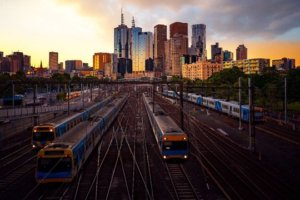 交通網が発達しているオーストラリア