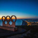 東京オリンピックがはじまります